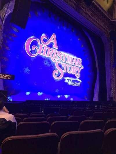 Hippodrome Theatre, section: LORCLV, row: J, seat: 15