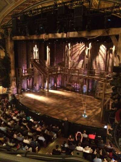 Richard Rodgers Theatre, section: FMEZZ, row: A, seat: 22