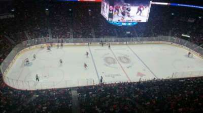 Centre Bell, section: 303, row: AA, seat: 1