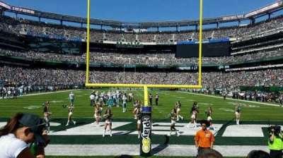 MetLife Stadium, section: 126, row: 3, seat: 12