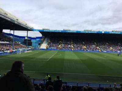 Hillsborough Stadium, section: BB, row: S, seat: 49