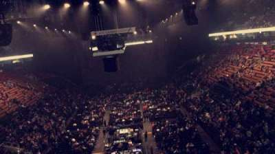 Air Canada Centre, section: 303, row: 1, seat: 5