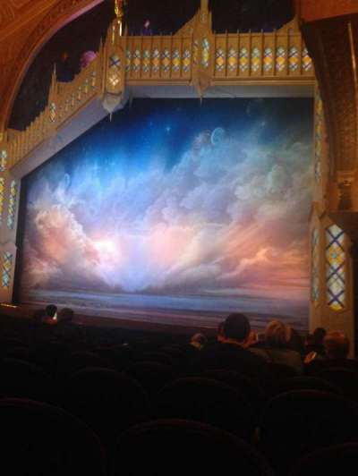 Eugene O'Neill Theatre, section: Orchestra, row: K, seat: 22