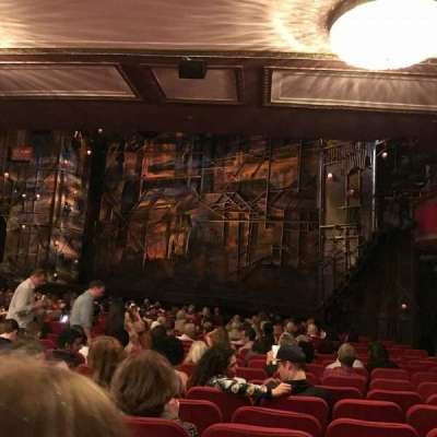 Broadway Theatre - 53rd Street, section: ORCHO, row: T, seat: 23