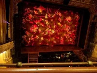 Hippodrome Theatre, section: Left Grand Suite, row: B, seat: 209