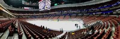 Honda Center, section: 219, row: Q, seat: 10