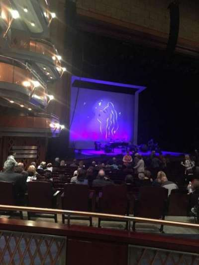 Walt Disney Theatre - Dr. Phillips Center, section: ORC, row: R, seat: 21