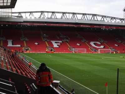 Anfield, section: 128, row: 19, seat: 200/201