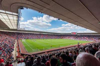 St Mary's Stadium, section: 12