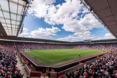 St Mary's Stadium, section: 13