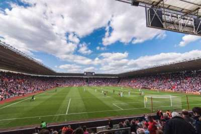 St Mary's Stadium, section: 19