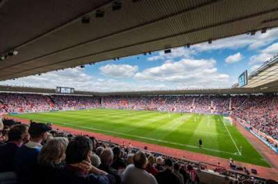 St Mary's Stadium, section: 27