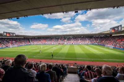 St Mary's Stadium, section: 28