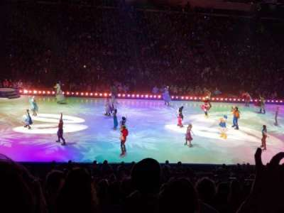 Disney on Ice, section: 104, row: Y, seat: 13