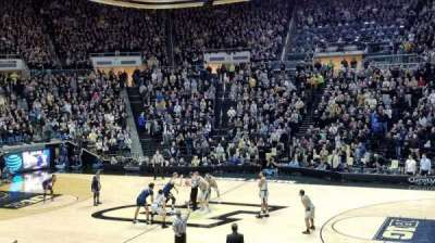 Mackey Arena, section: 17, row: 16, seat: 11