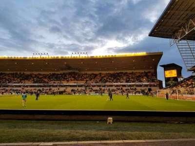 Molineux Stadium, section: jl3, row: b, seat: 70