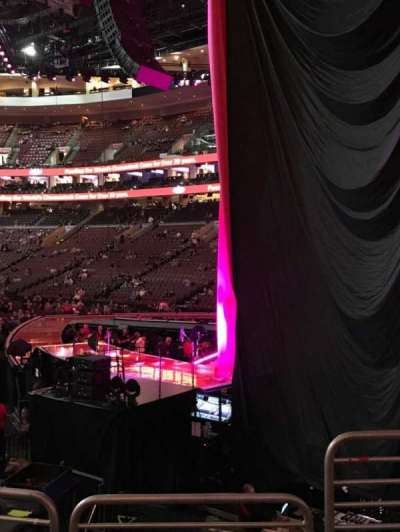 Wells Fargo Center section 116