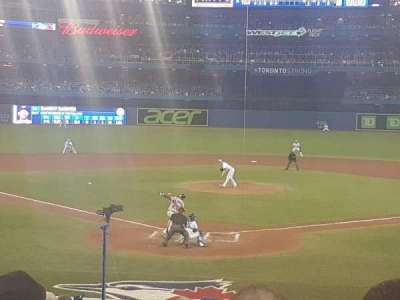 Rogers Centre, section: 121R, row: 22, seat: 7