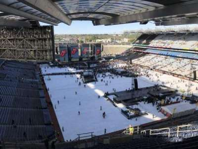 Croke Park, section: UPP722, row: Y, seat: 28