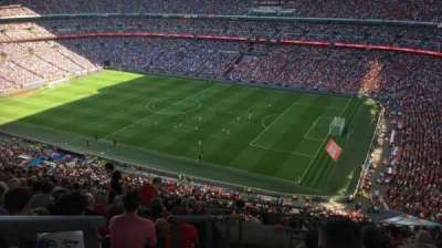 Wembley Stadium, section: 548, row: 21, seat: 253