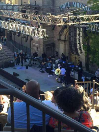 Mountain Winery, section: 22, row: J, seat: 2