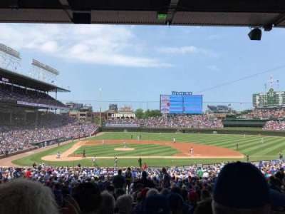 Wrigley Field, section: 228, row: 9, seat: 109