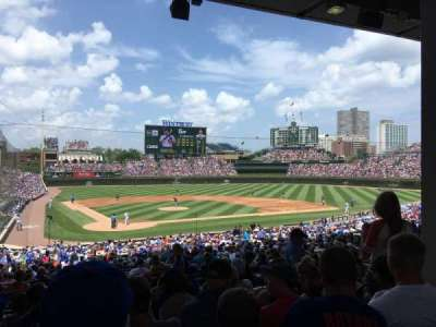 Wrigley Field, section: 224, row: 8, seat: 106
