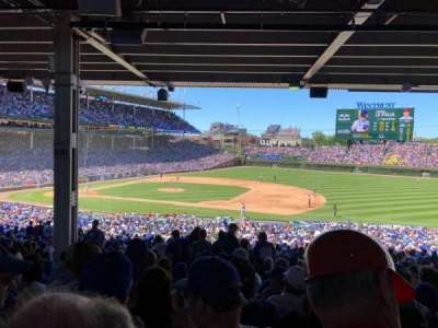 Wrigley Field, section: 231, row: 15, seat: 9