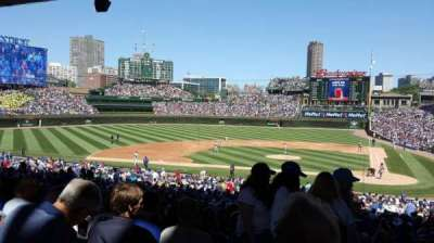 Wrigley Field, section: 216, row: 11, seat: 2