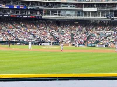 Comerica Park, section: 150, row: D, seat: 9
