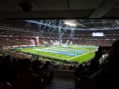 Wembley Stadium section 130