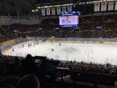 UW-Milwaukee Panther Arena, section: 407, row: 5, seat: 7