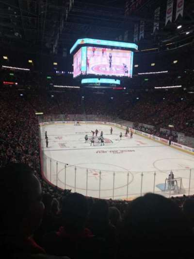 Centre Bell, section: 108, row: P, seat: 13