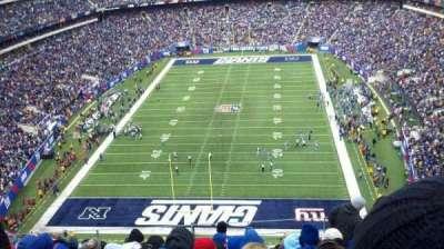 MetLife Stadium, section: 325, row: 14, seat: 11