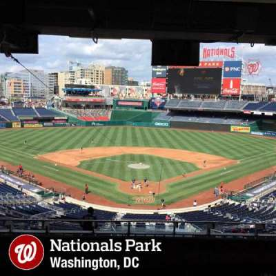Nationals Park, section: LINC20, row: STAND, seat: PASS