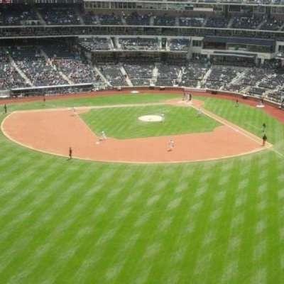 Citi Field, section: 536, row: 1, seat: 17