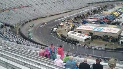 Bristol Motor Speedway, section: Kulwicki K, row: 38, seat: 7