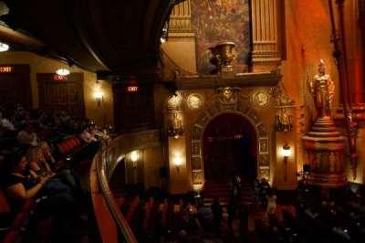 Beacon Theatre, section: Loge 1