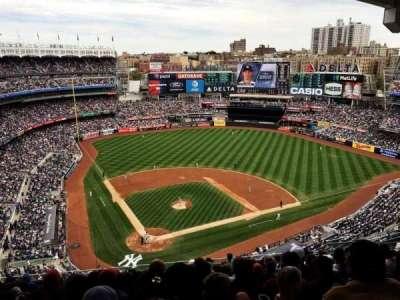 Yankee Stadium, section: 419, row: 12, seat: 16