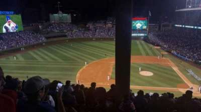 Wrigley Field, section: 514, row: 4, seat: 101
