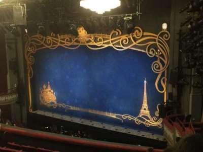 Broadhurst Theatre, section: Mezzanine, row: J, seat: 28