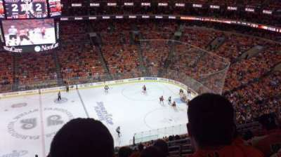Wells Fargo Center section 201
