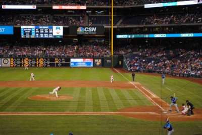 Citizens Bank Park, section: 128, row: 28, seat: 13