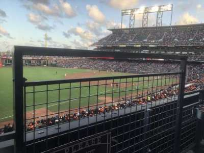 AT&T Park section 230
