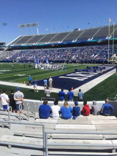 Kroger Field, section: 31, row: 11, seat: 1