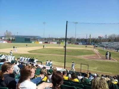 Newman Outdoor Field, section: GA