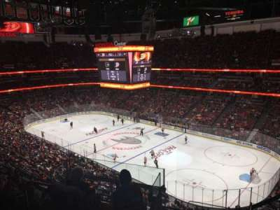 Honda Center, section: 429, row: H, seat: 2