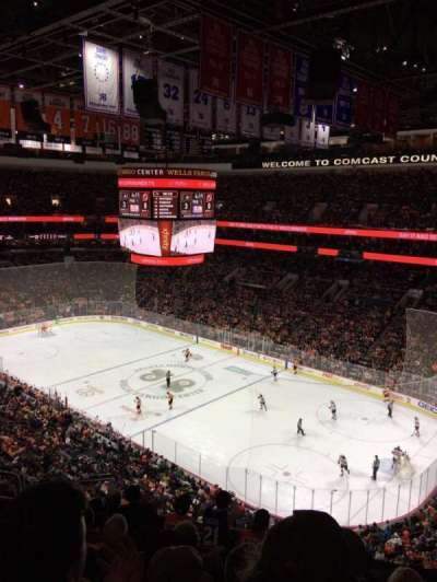 Wells Fargo Center section 204A