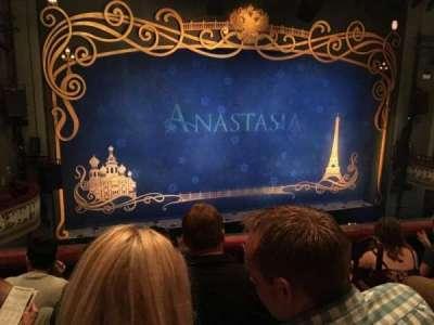 Broadhurst Theatre, section: Mezz Left, row: D, seat: 1 & 3