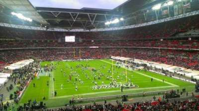 Wembley Stadium, section: 217, row: 10, seat: 38